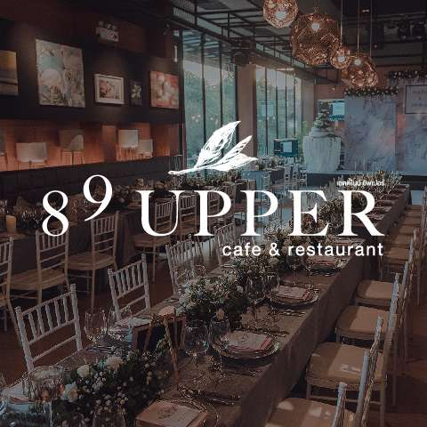 89 Upper cafe & Restaurant at UD TOWN